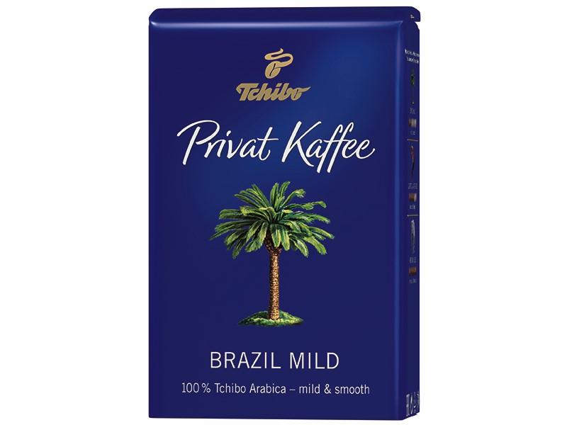 Tchibo Privat Kaffee Brazil Mild