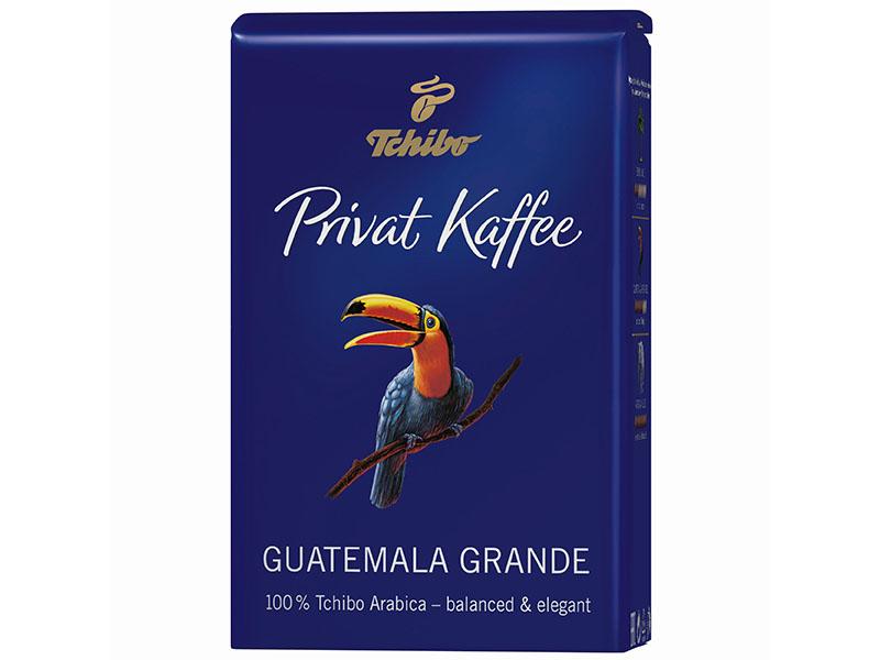 Tchibo Privat Kaffee Guatamala Grande