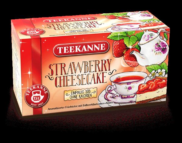 Teekanne Strawberry Cheesecake