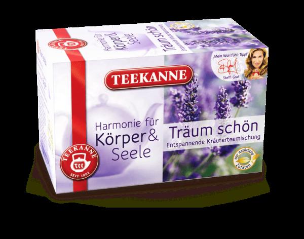 Teekanne Träum Schön
