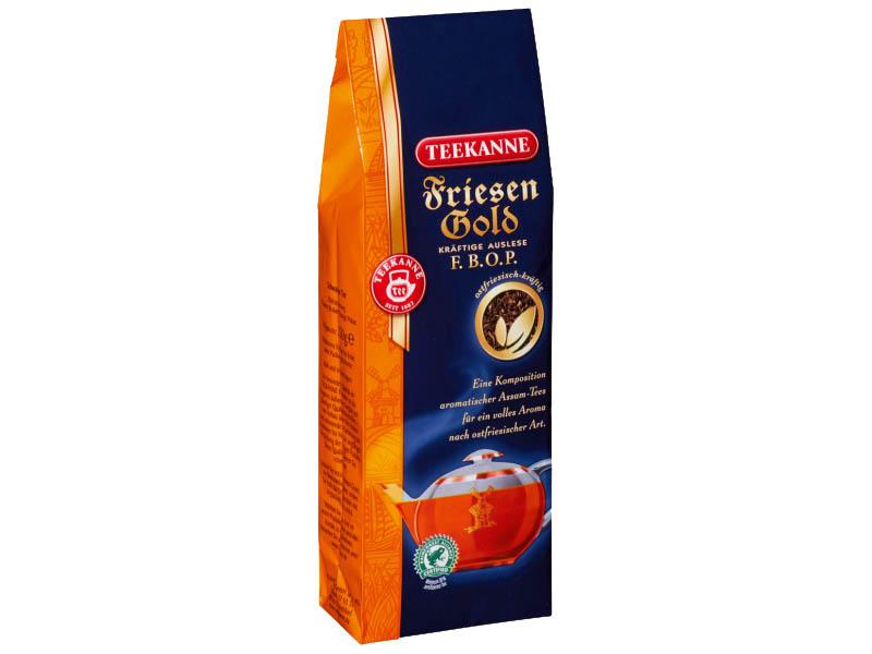 Teekanne Friesen Gold