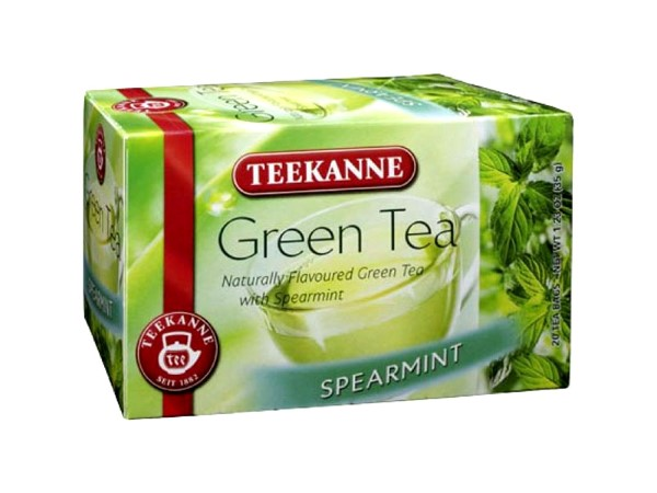 Teekanne Green Tea Spearmint