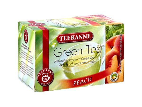 Teekanne Green Tea Peach