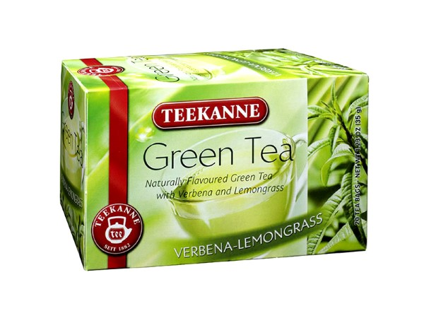 Teekanne Green Tea Verbena-Lemongrass