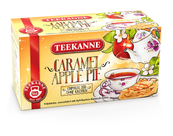Teekanne Caramel Apple Pie