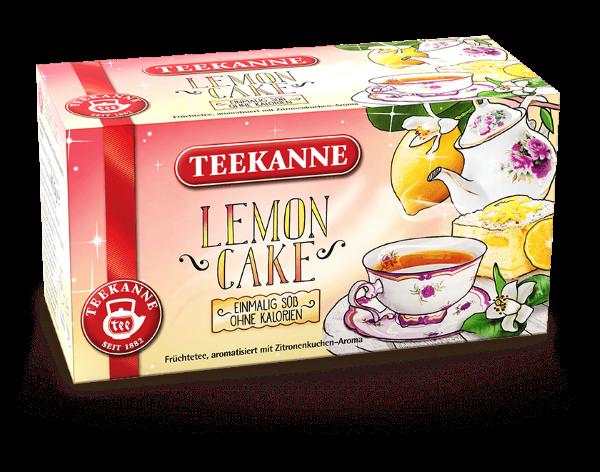 Teekanne Lemon Cake