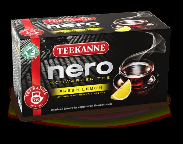 Teekanne Nero Fresh Lemon