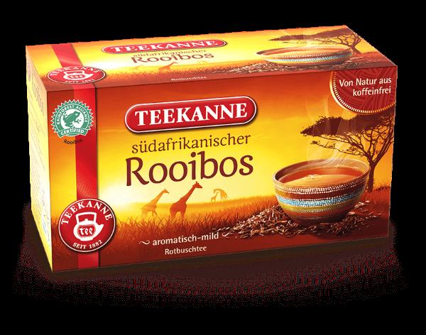 Teekanne Rooibos