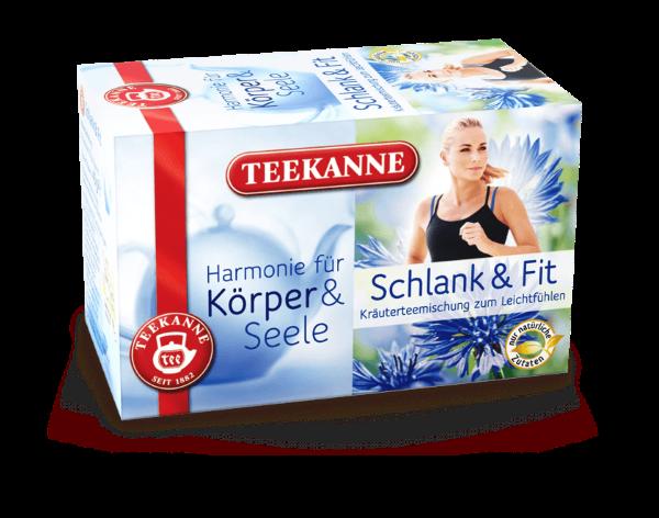 Teekanne Schlank & Fit