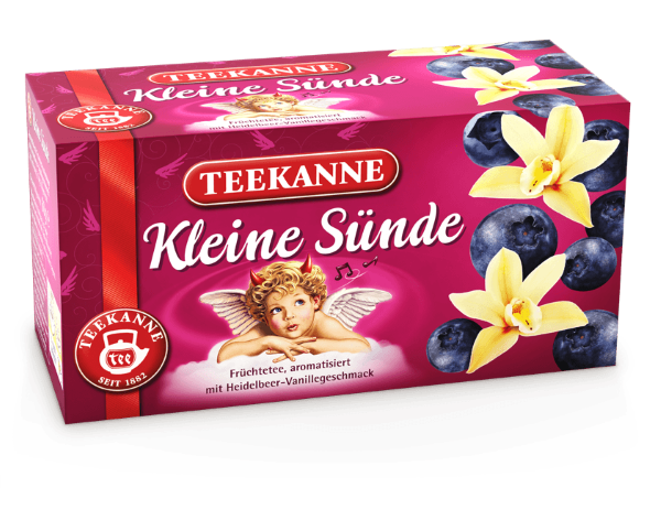 Teekanne Sweet Temptation