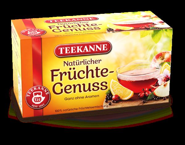 Teekanne Früchte-Genuss